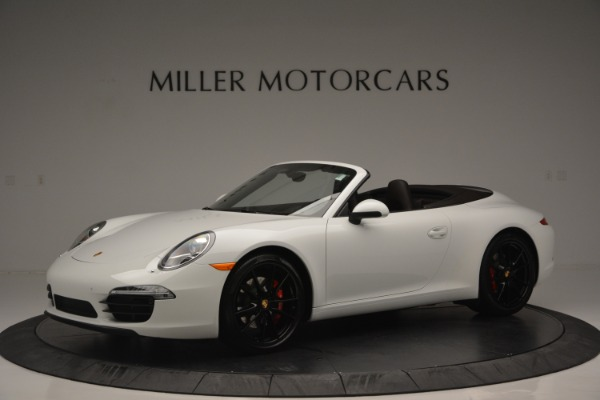 Used 2015 Porsche 911 Carrera S for sale Sold at Aston Martin of Greenwich in Greenwich CT 06830 2