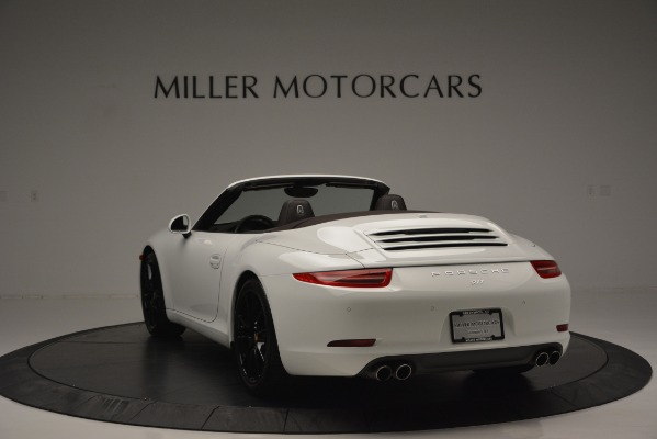 Used 2015 Porsche 911 Carrera S for sale Sold at Aston Martin of Greenwich in Greenwich CT 06830 5