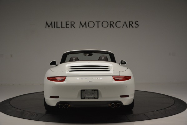 Used 2015 Porsche 911 Carrera S for sale Sold at Aston Martin of Greenwich in Greenwich CT 06830 6