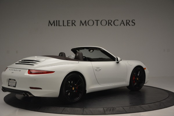 Used 2015 Porsche 911 Carrera S for sale Sold at Aston Martin of Greenwich in Greenwich CT 06830 8