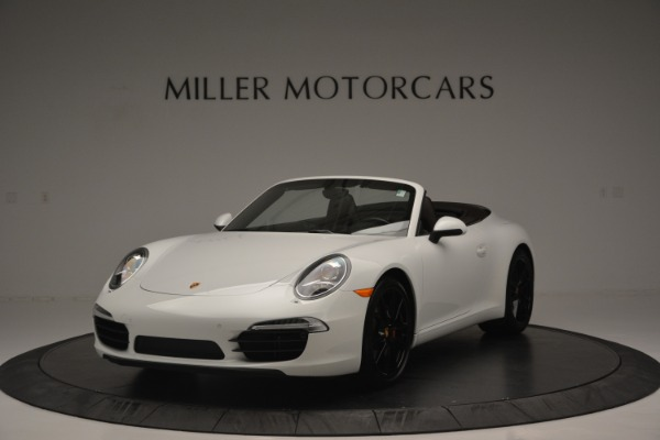 Used 2015 Porsche 911 Carrera S for sale Sold at Aston Martin of Greenwich in Greenwich CT 06830 1