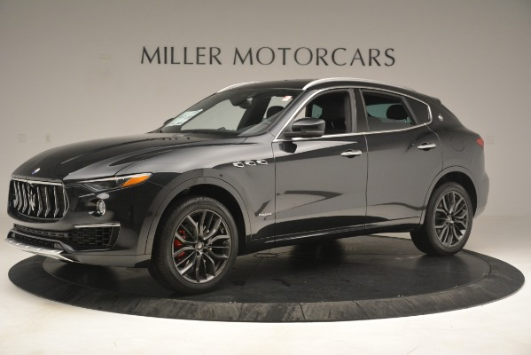 New 2019 Maserati Levante Q4 GranLusso for sale Sold at Aston Martin of Greenwich in Greenwich CT 06830 2