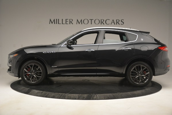 New 2019 Maserati Levante Q4 GranLusso for sale Sold at Aston Martin of Greenwich in Greenwich CT 06830 3