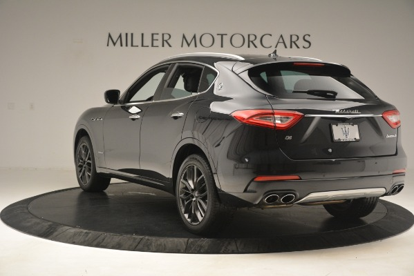 New 2019 Maserati Levante Q4 GranLusso for sale Sold at Aston Martin of Greenwich in Greenwich CT 06830 5