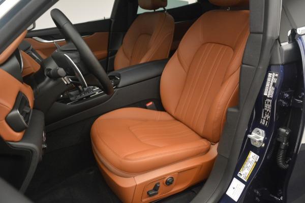 New 2019 Maserati Levante Q4 for sale Sold at Aston Martin of Greenwich in Greenwich CT 06830 13