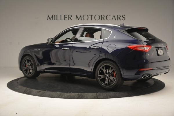 New 2019 Maserati Levante Q4 for sale Sold at Aston Martin of Greenwich in Greenwich CT 06830 4