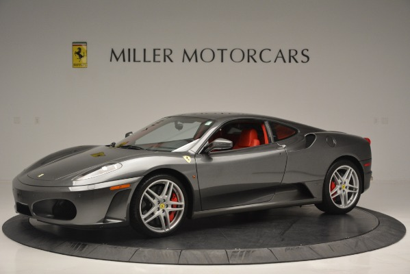Used 2008 Ferrari F430 for sale Sold at Aston Martin of Greenwich in Greenwich CT 06830 2
