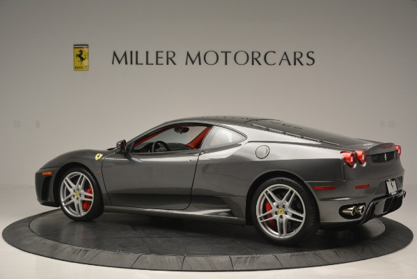 Used 2008 Ferrari F430 for sale Sold at Aston Martin of Greenwich in Greenwich CT 06830 4