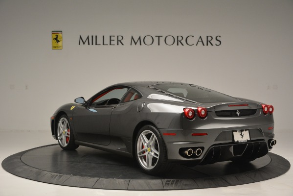 Used 2008 Ferrari F430 for sale Sold at Aston Martin of Greenwich in Greenwich CT 06830 5
