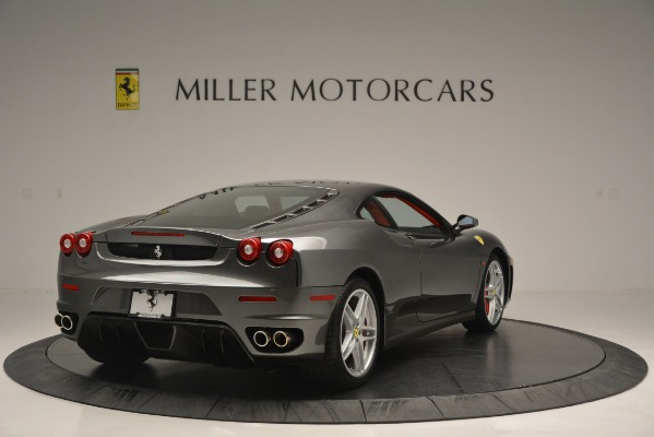 Used 2008 Ferrari F430 for sale Sold at Aston Martin of Greenwich in Greenwich CT 06830 7