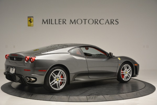 Used 2008 Ferrari F430 for sale Sold at Aston Martin of Greenwich in Greenwich CT 06830 8