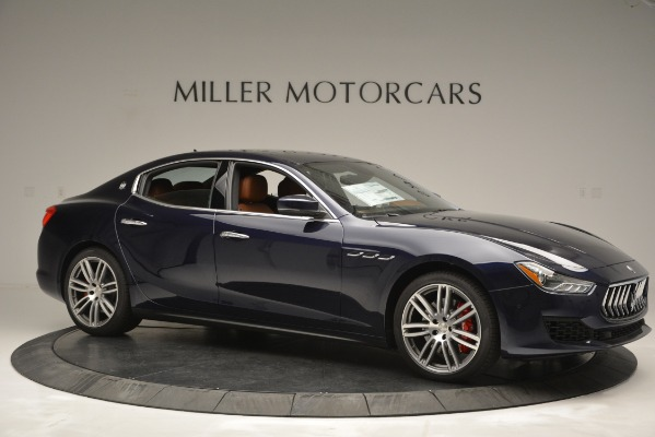 Used 2019 Maserati Ghibli S Q4 for sale Sold at Aston Martin of Greenwich in Greenwich CT 06830 10