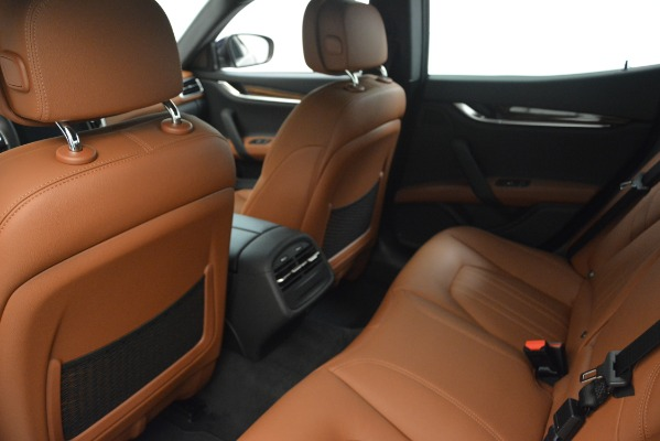 Used 2019 Maserati Ghibli S Q4 for sale Sold at Aston Martin of Greenwich in Greenwich CT 06830 21
