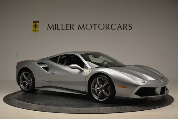 Used 2018 Ferrari 488 GTB for sale Sold at Aston Martin of Greenwich in Greenwich CT 06830 10