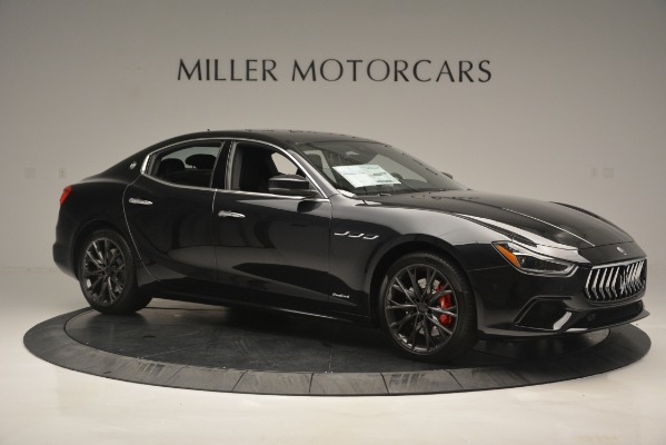 New 2019 Maserati Ghibli S Q4 GranSport for sale $64,900 at Aston Martin of Greenwich in Greenwich CT 06830 10