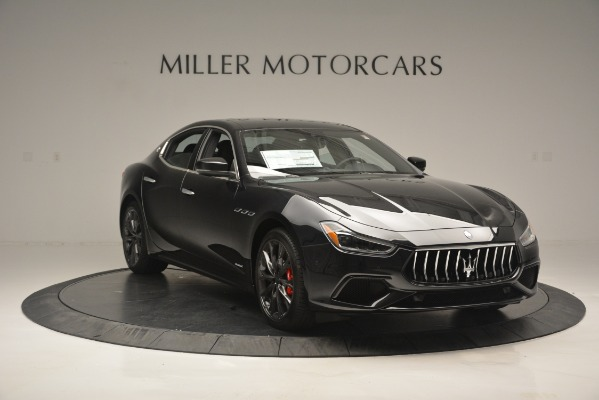 Used 2019 Maserati Ghibli S Q4 GranSport for sale Sold at Aston Martin of Greenwich in Greenwich CT 06830 11