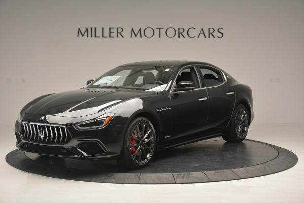 New 2019 Maserati Ghibli S Q4 GranSport for sale $64,900 at Aston Martin of Greenwich in Greenwich CT 06830 2