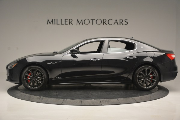 New 2019 Maserati Ghibli S Q4 GranSport for sale $64,900 at Aston Martin of Greenwich in Greenwich CT 06830 3