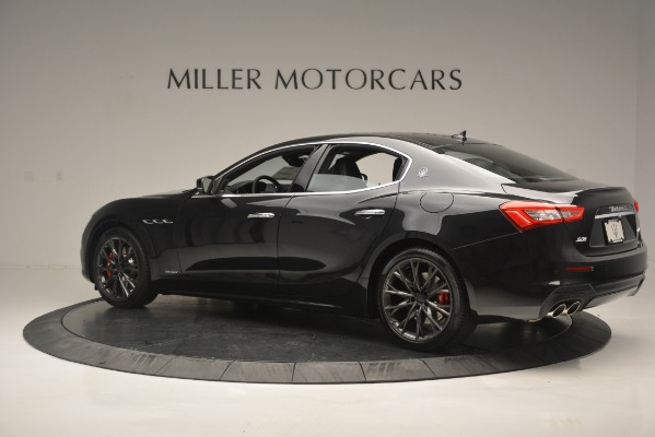 Used 2019 Maserati Ghibli S Q4 GranSport for sale Sold at Aston Martin of Greenwich in Greenwich CT 06830 4