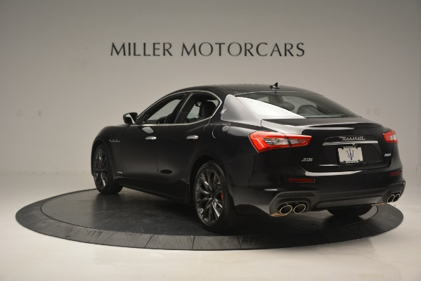 Used 2019 Maserati Ghibli S Q4 GranSport for sale Sold at Aston Martin of Greenwich in Greenwich CT 06830 5