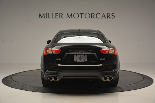 New 2019 Maserati Ghibli S Q4 GranSport for sale $64,900 at Aston Martin of Greenwich in Greenwich CT 06830 6