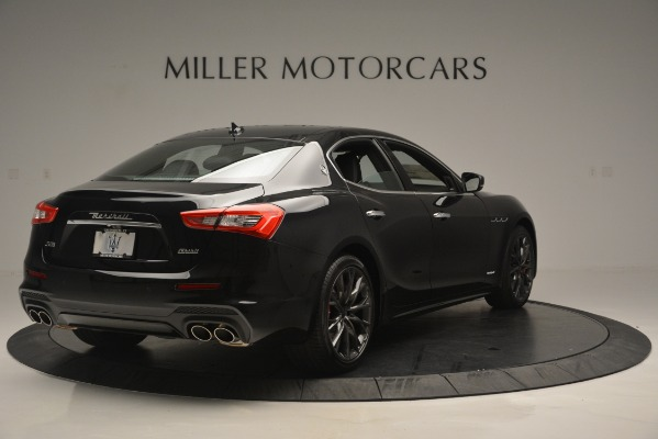 Used 2019 Maserati Ghibli S Q4 GranSport for sale Sold at Aston Martin of Greenwich in Greenwich CT 06830 7