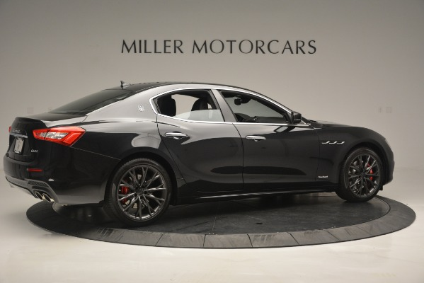 Used 2019 Maserati Ghibli S Q4 GranSport for sale Sold at Aston Martin of Greenwich in Greenwich CT 06830 8