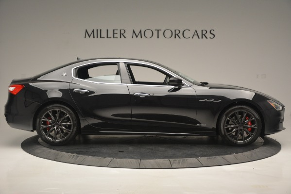 Used 2019 Maserati Ghibli S Q4 GranSport for sale Sold at Aston Martin of Greenwich in Greenwich CT 06830 9