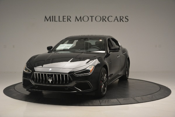 New 2019 Maserati Ghibli S Q4 GranSport for sale $64,900 at Aston Martin of Greenwich in Greenwich CT 06830 1