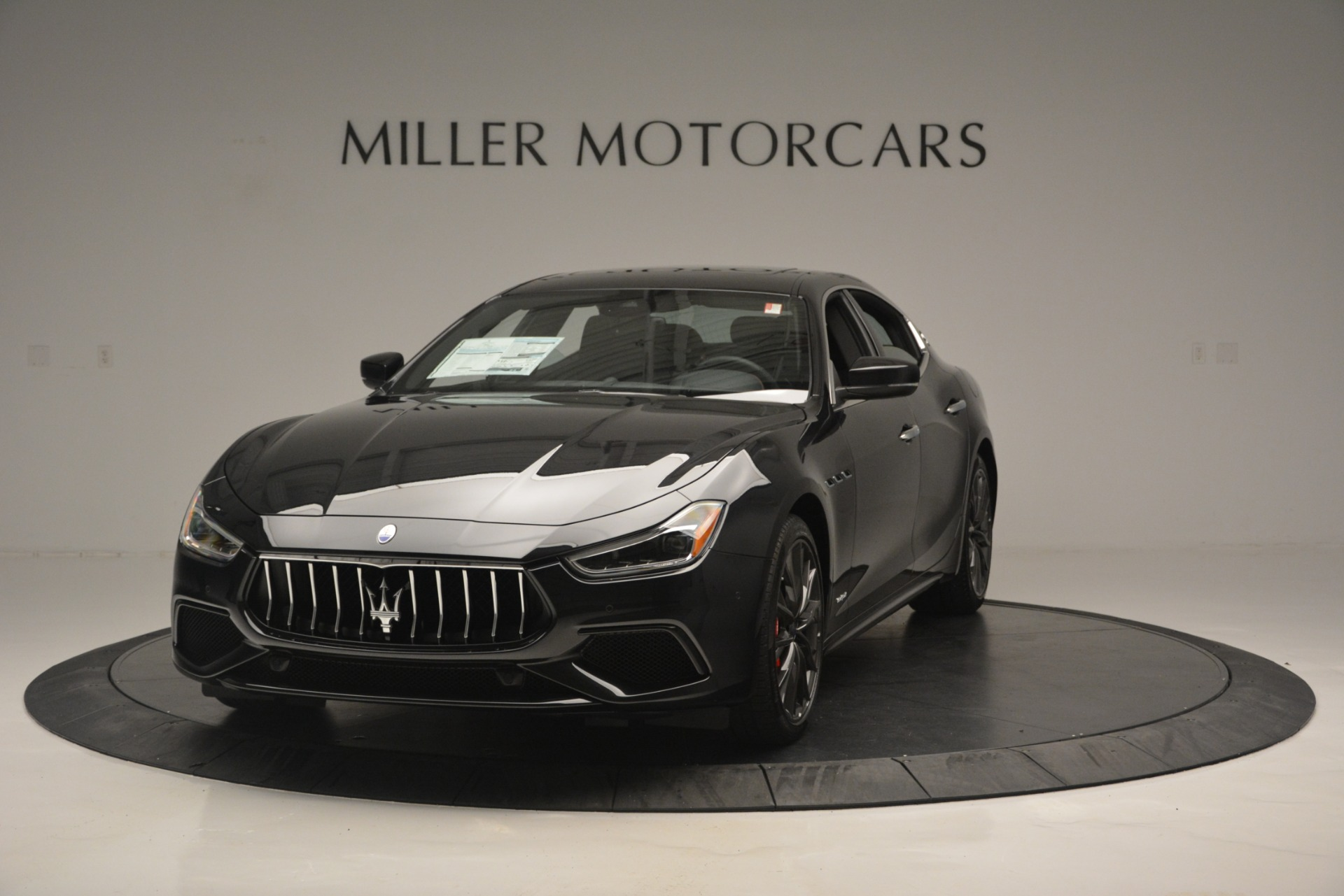 Used 2019 Maserati Ghibli S Q4 GranSport for sale Sold at Aston Martin of Greenwich in Greenwich CT 06830 1