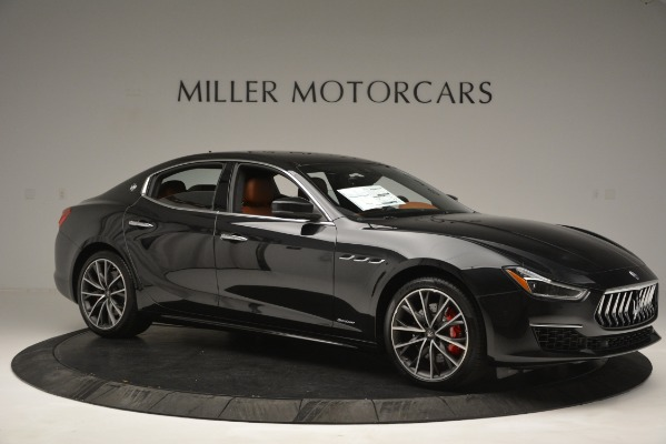 New 2019 Maserati Ghibli S Q4 GranLusso for sale Sold at Aston Martin of Greenwich in Greenwich CT 06830 10