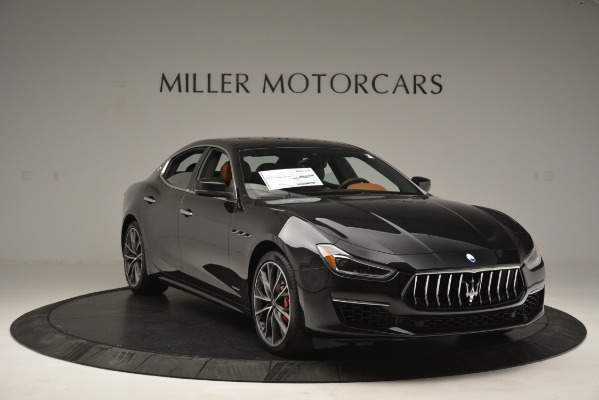 New 2019 Maserati Ghibli S Q4 GranLusso for sale Sold at Aston Martin of Greenwich in Greenwich CT 06830 11