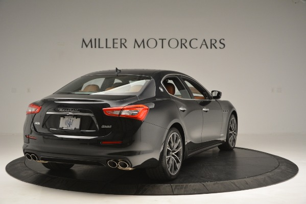 New 2019 Maserati Ghibli S Q4 GranLusso for sale Sold at Aston Martin of Greenwich in Greenwich CT 06830 7