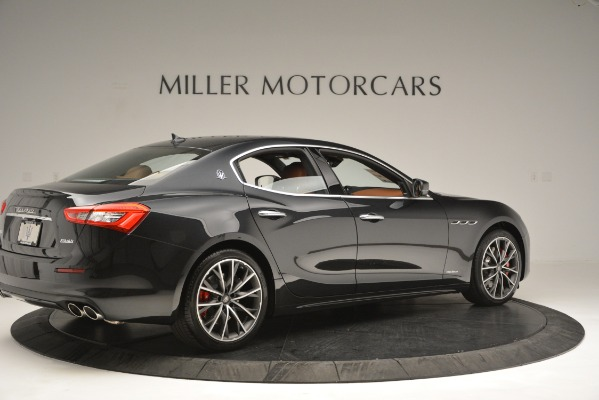 New 2019 Maserati Ghibli S Q4 GranLusso for sale Sold at Aston Martin of Greenwich in Greenwich CT 06830 8