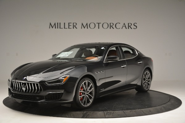 New 2019 Maserati Ghibli S Q4 GranLusso for sale Sold at Aston Martin of Greenwich in Greenwich CT 06830 2