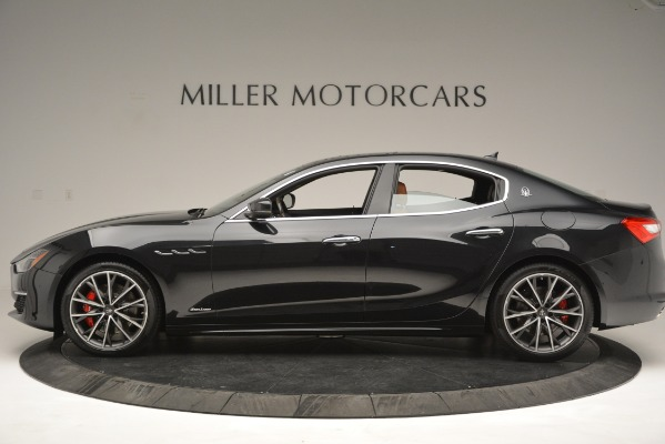 New 2019 Maserati Ghibli S Q4 GranLusso for sale Sold at Aston Martin of Greenwich in Greenwich CT 06830 3