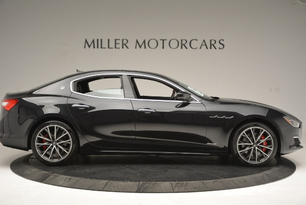 New 2019 Maserati Ghibli S Q4 GranLusso for sale Sold at Aston Martin of Greenwich in Greenwich CT 06830 9