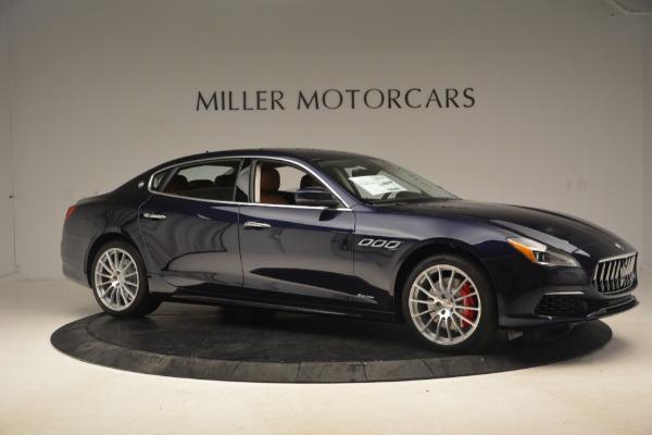 New 2019 Maserati Quattroporte S Q4 GranSport for sale $125,765 at Aston Martin of Greenwich in Greenwich CT 06830 10