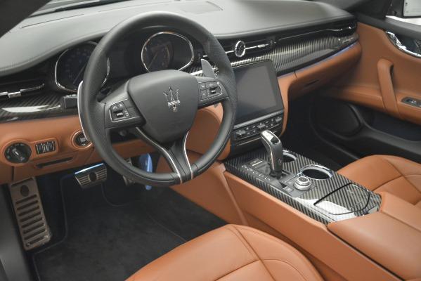 New 2019 Maserati Quattroporte S Q4 GranSport for sale $125,765 at Aston Martin of Greenwich in Greenwich CT 06830 14