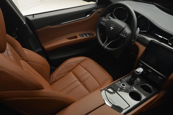 New 2019 Maserati Quattroporte S Q4 GranSport for sale $125,765 at Aston Martin of Greenwich in Greenwich CT 06830 15
