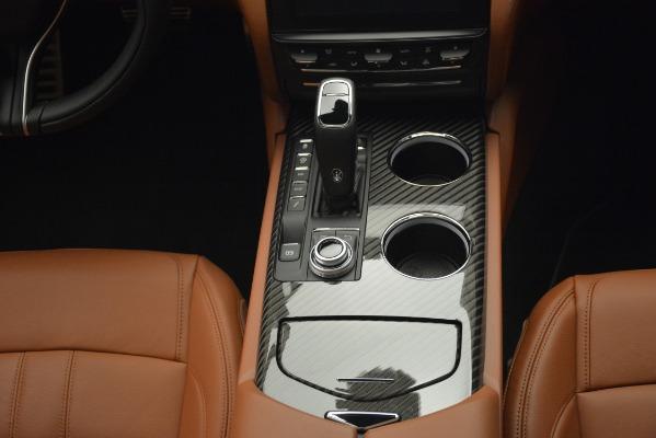 New 2019 Maserati Quattroporte S Q4 GranSport for sale $125,765 at Aston Martin of Greenwich in Greenwich CT 06830 16