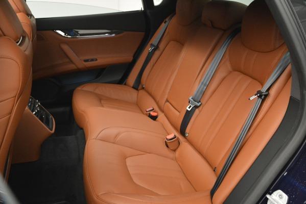 New 2019 Maserati Quattroporte S Q4 GranSport for sale $125,765 at Aston Martin of Greenwich in Greenwich CT 06830 18