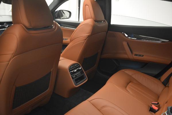 New 2019 Maserati Quattroporte S Q4 GranSport for sale $125,765 at Aston Martin of Greenwich in Greenwich CT 06830 19