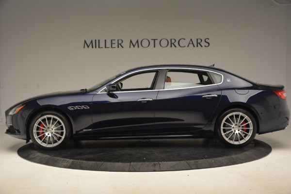New 2019 Maserati Quattroporte S Q4 GranSport for sale $125,765 at Aston Martin of Greenwich in Greenwich CT 06830 3