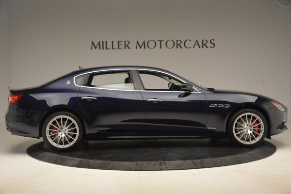 New 2019 Maserati Quattroporte S Q4 GranSport for sale $125,765 at Aston Martin of Greenwich in Greenwich CT 06830 9