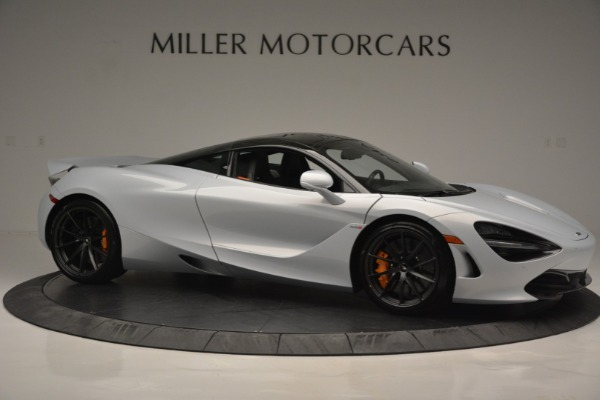 New 2019 McLaren 720S Coupe for sale $344,340 at Aston Martin of Greenwich in Greenwich CT 06830 10