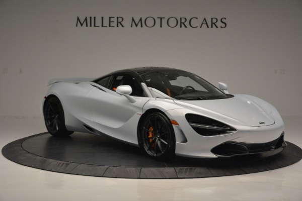 New 2019 McLaren 720S Coupe for sale $344,340 at Aston Martin of Greenwich in Greenwich CT 06830 11