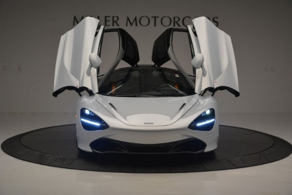 New 2019 McLaren 720S Coupe for sale $344,340 at Aston Martin of Greenwich in Greenwich CT 06830 13