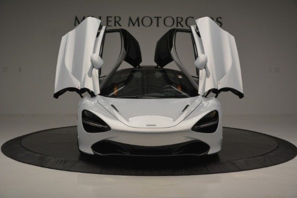 New 2019 McLaren 720S Coupe for sale $344,340 at Aston Martin of Greenwich in Greenwich CT 06830 14