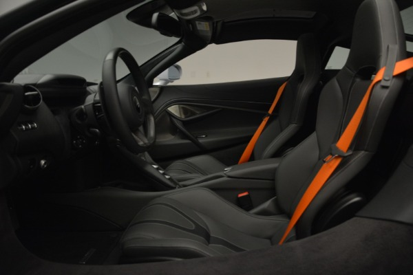 New 2019 McLaren 720S Coupe for sale $344,340 at Aston Martin of Greenwich in Greenwich CT 06830 19